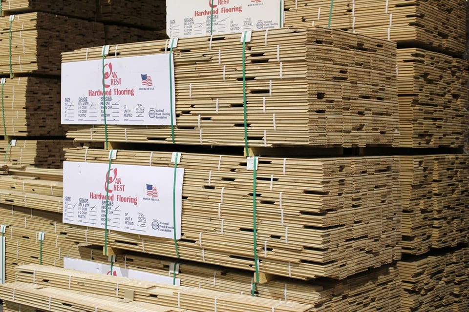Hardwood Lumber Amp Building Materials Locally Owned